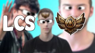 LCS Bronze Moments Montage | 2013-2015