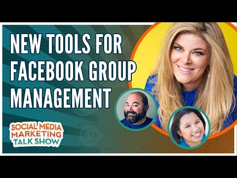 New Facebook Group Management Tools