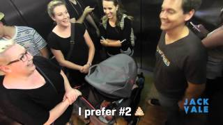 Farting in an Elevator 6 - New Prank
