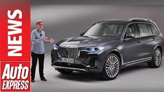 New BMW X7 - BMW