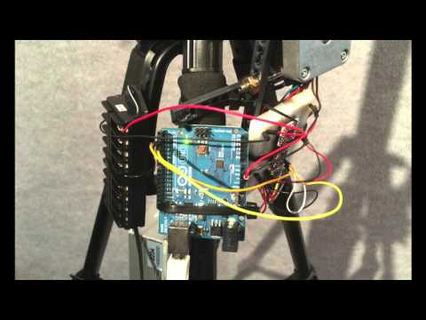 Arduino & 3D Printed Flower
