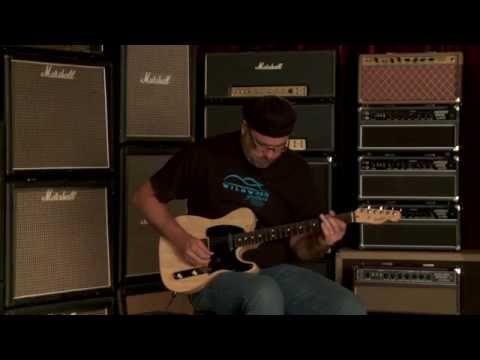 Fender American Standard Telecaster  •  Wildwood Guitars Overview