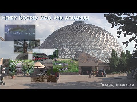 "Henry Doorly Zoo and Aquarium ~ Omaha, Nebraska (""Omaha Zoo"""