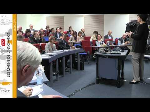Le RERS, confiance et coopération - M. Van Den Abeele, La Poste - Matins Innovation ISIS, Mai 2012