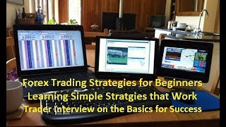 Forex Trading Strategies for Beginners Simple Methods that Work Trader Interview