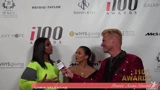 Shantel Jackson/Asiah Azante, Stars of E!'s Platinum Life - w/Host Chris Valentine