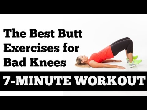 The Best Butt Exercises for Bad Knees