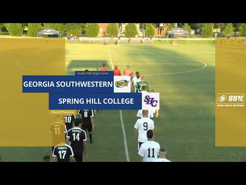Men's Soccer vs. Spring Hill College
