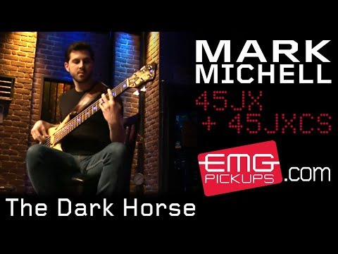 "Mark Michell of Scale The Summit plays ""The Dark Horse"" for EMGtv"