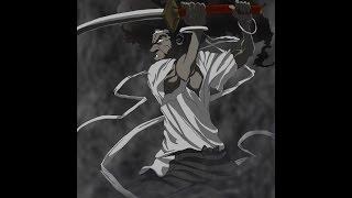 Afro Samurai Time Lapse Drawing