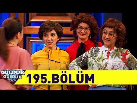 Güldür Güldür Show 195.Bölüm (Tek Parça  HD)