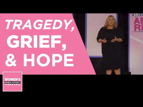 Tragedy, Grief, Hope with Abby Rike - part 1