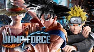 JUMP FORCE - Lutando E Ganhando Como Lutador (XBOX ONE)