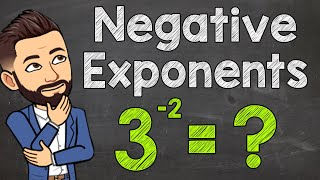 Negative Exponents   H๐w to Solve Negative Exponents