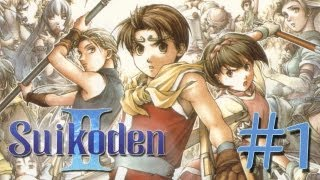 Suikoden II - Part 1 - A leap of faith...
