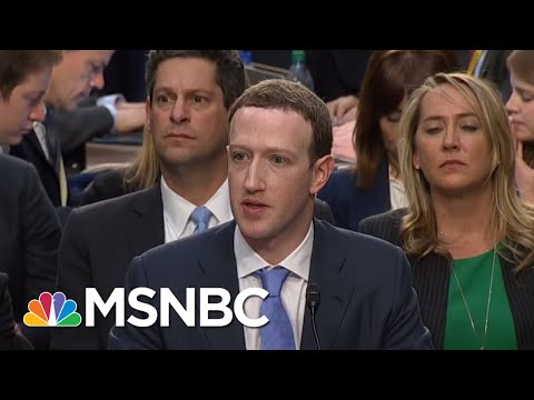 Facebook's Privacy Scandal: What Is The Company Doing About It?   Velshi & Ruhle   MSNBC