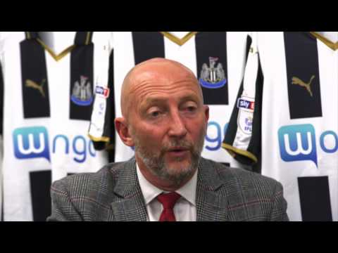 Ian Holloway meets... Newcastle United manager Rafa Benitez