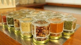 Awesome Magnetic Spice Rack - Kitchen Product