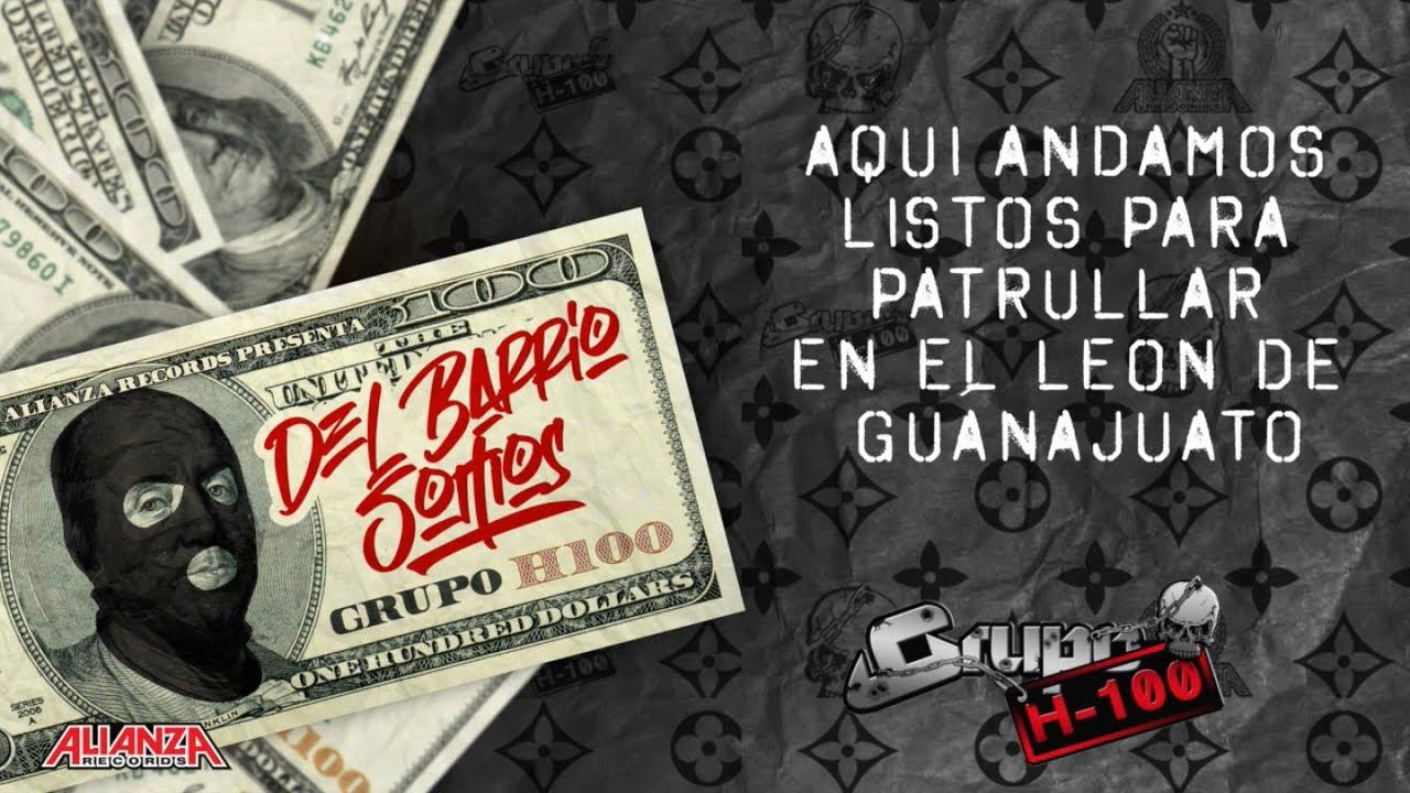 Download Grupo H100 - Del Barrio Somos (Lyric Video)