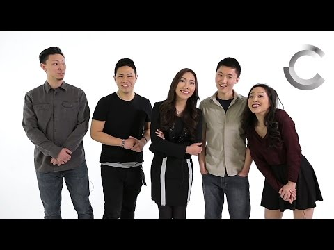 Asian People vs Asian Food (The Guesses): Lineup