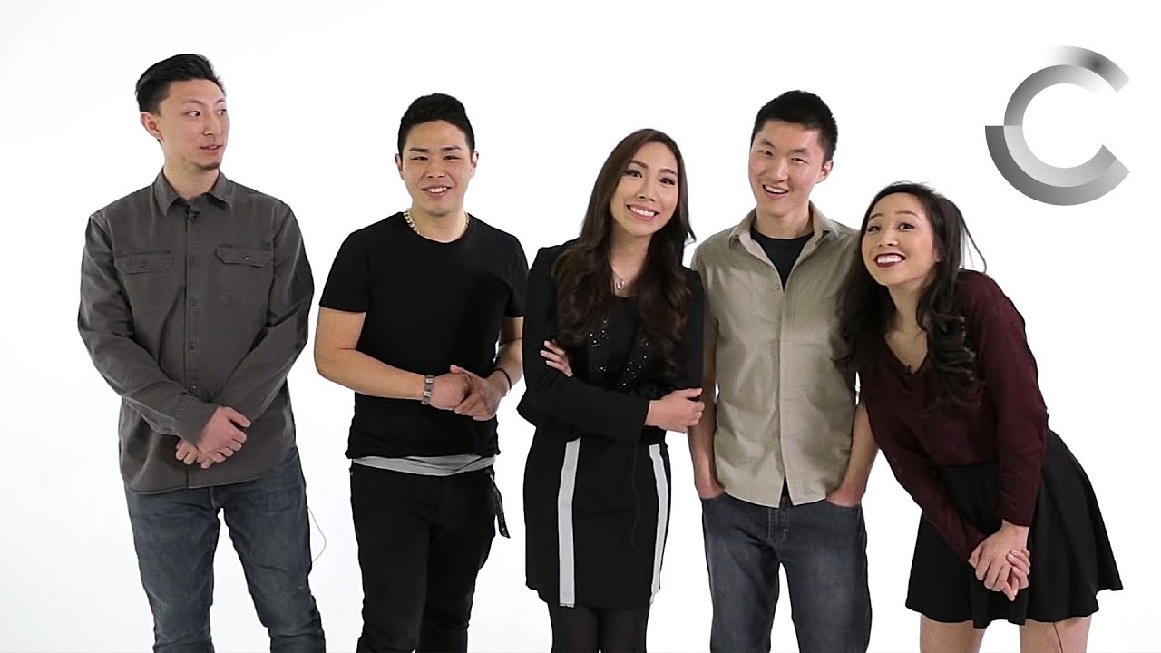 Asian People vs Asian Food (The Guesses): Lineup | Cut