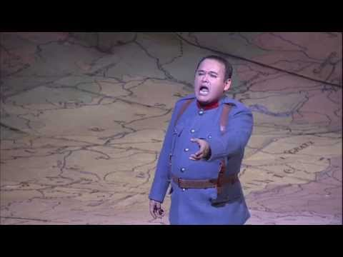 2º bis en el Teatro Real (Javier Camarena) | Teatro Real 14/15