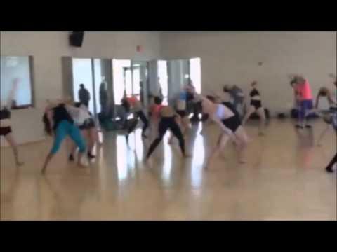 Nia Dancing at Edge Performing Arts Center