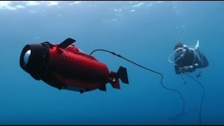 Thunder Tiger TTRobotix Seawolf - Deepsea Challenger Featured in 2015 DEMA Show