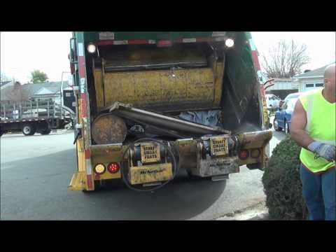Waste Management Bulk Pickup