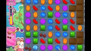 How to beat Candy Crush Saga Level 62 - 3 Stars - No Boosters - 89,483pts
