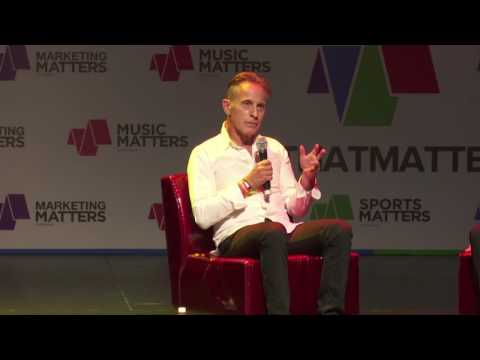 An interview with Arthur Fogel, Live Nation - All That Matters 2016