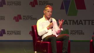 an interview with arthur fogel live nation all that matters 2016
