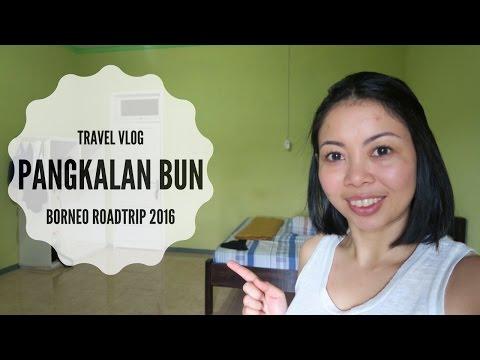 TRAVEL VLOG: BORNEO ROADTRIP 2016   PANGKALAN BUN   PART 2