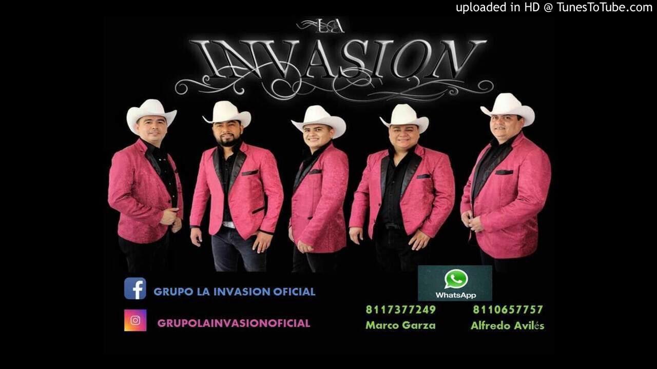 Esta noche se me antoja - La Invasion