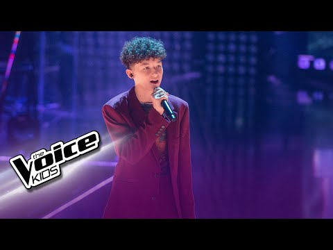 "Marcin Maciejczak - ""Kaj"" | The Voice Kids Poland 4"
