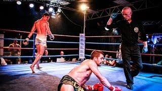 DUEL 7: Juan Cervantes vs. Luis Sant'Anna Leite | DUEL SuperFight Muay Thai Championship