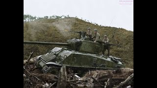 Хроника войны: Танки Корейской войны