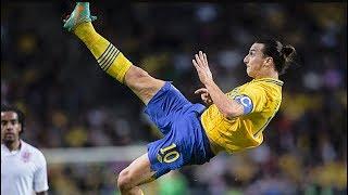 Die 10 BESTEN TΟRE der WELT   MyFootballTV