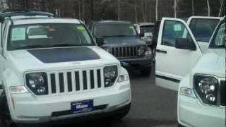 Jeep Liberty Arctic 2012 Videos