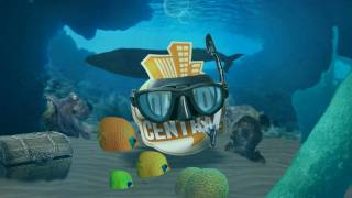 Comedy Central Underwater Ident