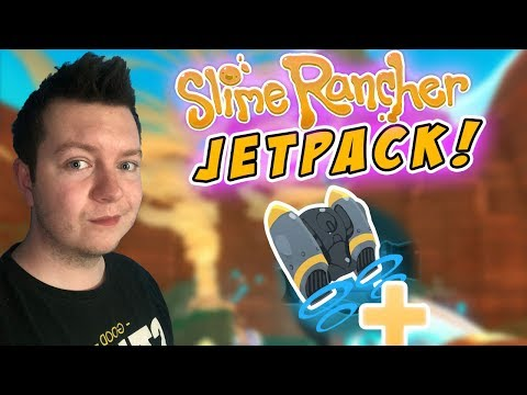 how to get a jetpack in slime rancher