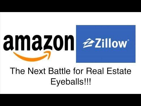 Game Changer!  Amazon to Challenge Zillow In Real Estate!