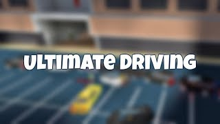ROBLOX | Ultimate Driving ep.3 | Being a Police Officer