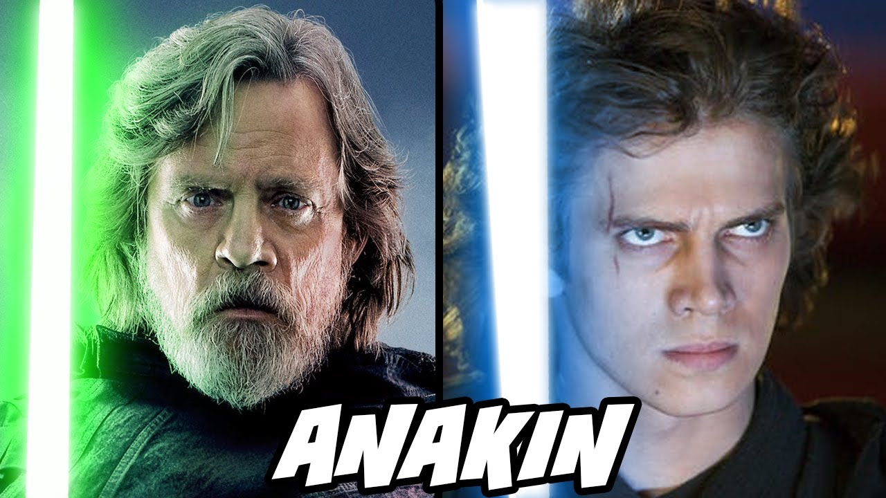 Luke's Point of View: Anakin's Redemption (CANON) - Star Wars Explained