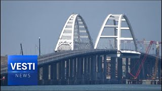 New Crimean Bridge Breaks Records: Fifteen Hour Crossing Reduced to Only Fifteen Minutes