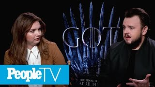 Baixar Game Of Thrones: John Bradley Remembers His First Day On Set | PeopleTV