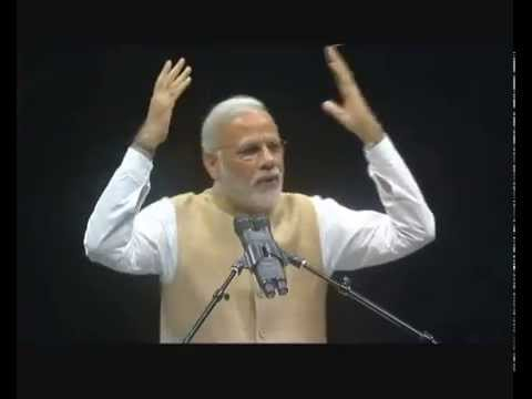 Live: Narendra Modi's speech at SAP Centre San Jose, California