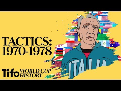 Tactics Explained | 1970-1978: A History Of The World Cup