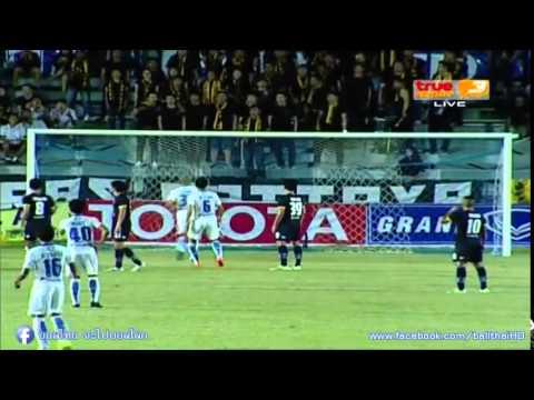 คลิปไฮไลท์โตโยต้า ลีก คัพ พัทยา ยูไนเต็ด 3-1 ชลบุรี เอฟซี