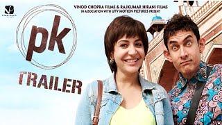 Peekay ( P.K ) | Official Trailer | Aamir Khan | Anushka sharma